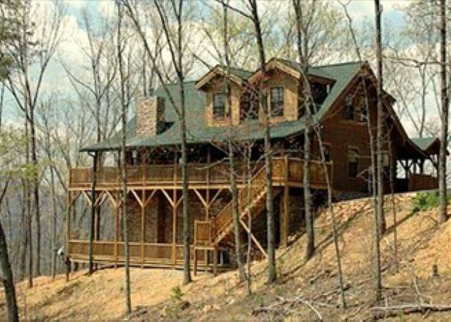 Incroyable Mystic Ridge | Cabins In The Smoky Mountains   Great Cabins In The Smokies