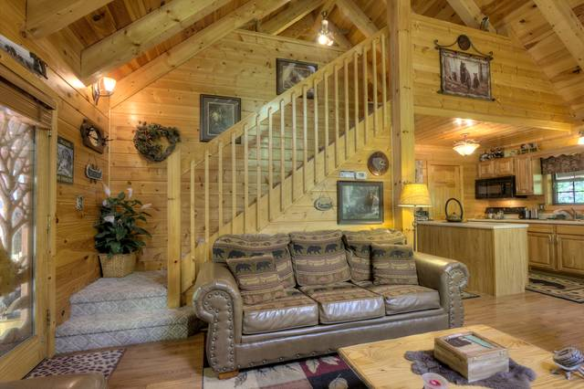 Beary Cozy Den Great Cabins In The Smokies