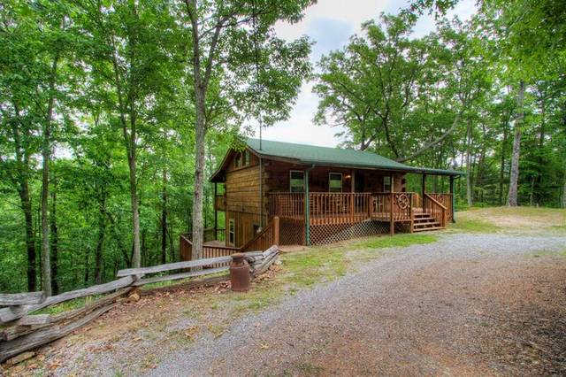Cabins in the smoky mountains great cabins in the smokies for Smoky mountain cabins with fishing ponds