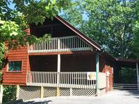 Cabin rentals in Wears Valley - the perfect vacation spot at PEEK-A-VIEW in Wears Valley TN
