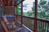 Honeymoon cabin rentals for rent in Pigeon Forge Tn at HIGH HOPES in Pigeon Forge TN