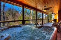 Taken at PEBBLESTONE LODGE in Pigeon Forge TN