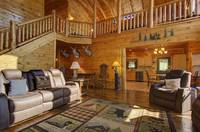 Taken at Smoky Mountain Paradise (2BR) in Wears Valley TN