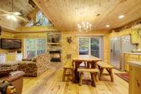 Where to stay in Pigeon Forge, Mountain Man Cabin at MOUNTAIN MAN in Wears Valley TN