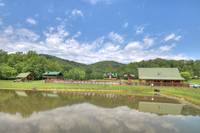 Home of The Wears Valley Ducks - Courtesy of Honeysuckle Meadows RV Park at ALWAYS AND FOREVER in Wears Valley TN