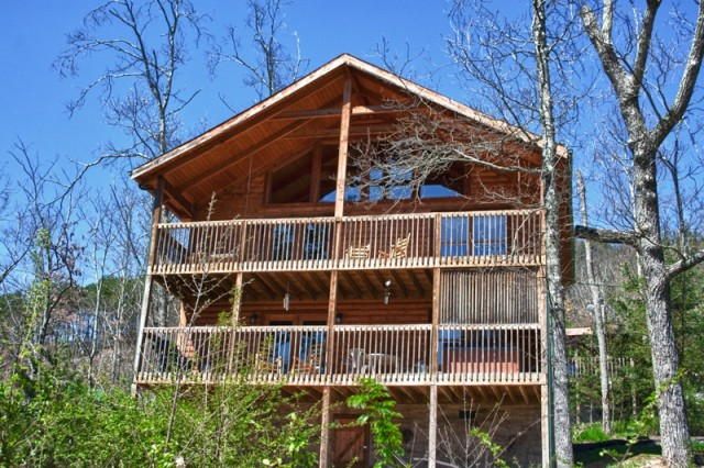 Genial Great Cabins In The Smokies