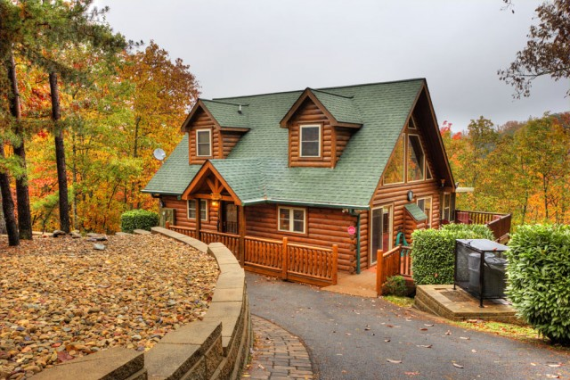 Pet friendly pigeon forge cabins great cabins for Luxury pet friendly cabins pigeon forge