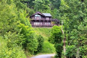 Breathless View Mountain Getaway