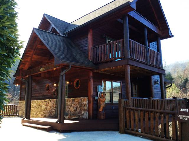 Wears valley cabin rental chestnut ridge great cabins for Smoky mountain ridge cabins