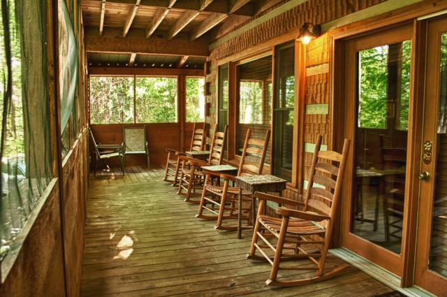 Romantic Wears Valley Cabin Porches Amp Walkways Great Cabins